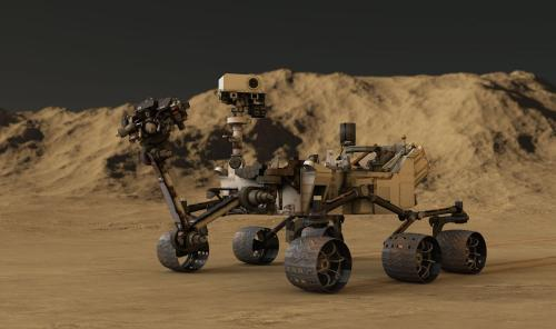 MARS Curiosity MSL.