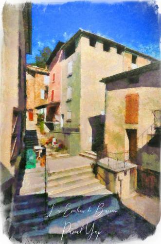 Les Escaliers de Barrême. PIX by PYAP