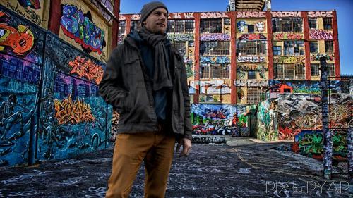 Markus dans le Bronx.