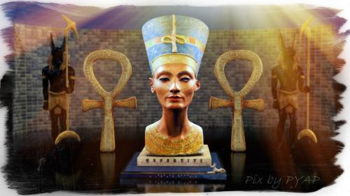 Nefertiti-C4D-FXed